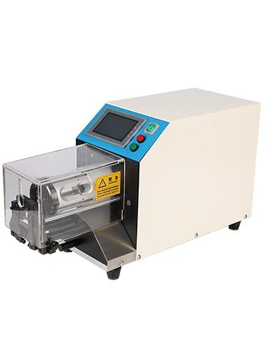 HC-4606 coaxial cable stripping machine