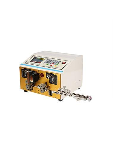 HC-515E Cable cut and strip Machine