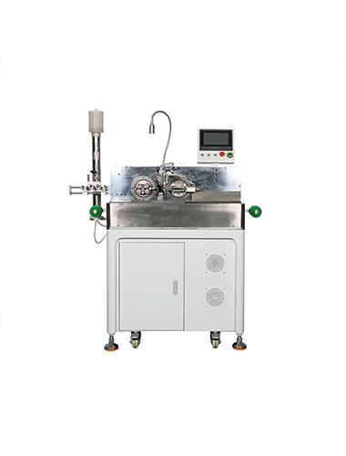 HC-20+NT Fully automatic double head cutting stripping twisting and tinning machine