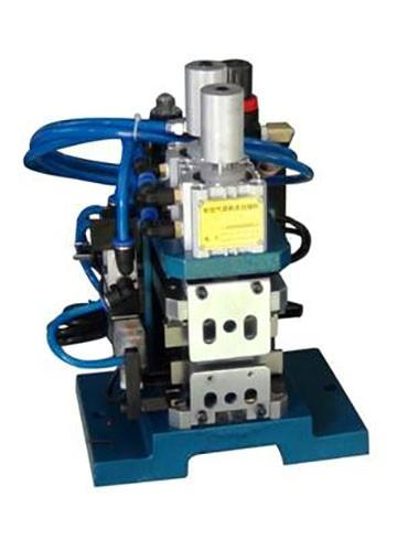 HC-3F+T Vertical type wire stipping twisting machine (semi-automatic)