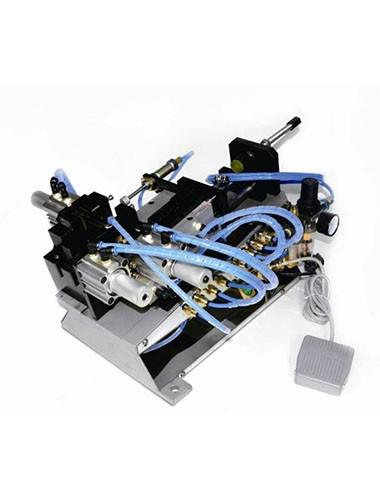 HC-360 pneumatic electrical cable stripping machine