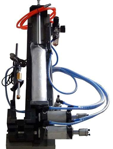 HC-520 pneumatic electrical stripping machine