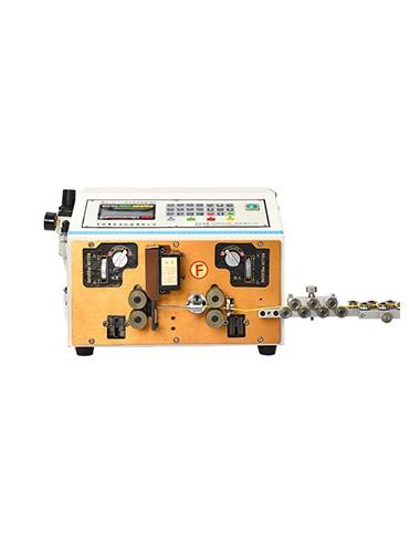 Multicore sheath Cable Stripping and stripping Machine