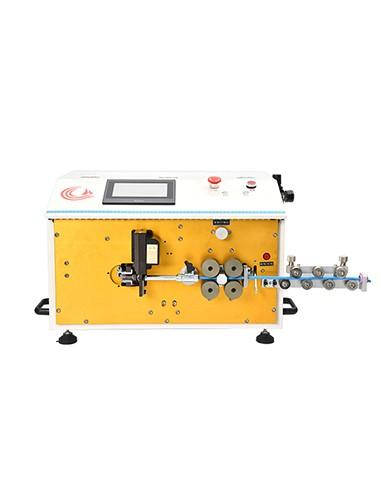 HC-608E3+ZW Automatic Cable cutting stripping bending Machine