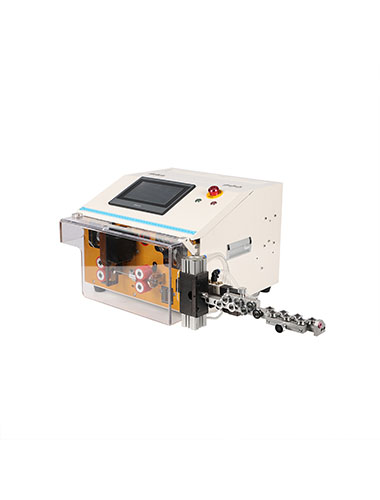 HC-515G flat cable/ribbon cable cutting machine