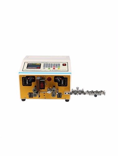 HC-515C Wire Cutting and stripping Machine