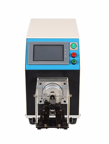 HC-4606B Coaxial cable stripping machine