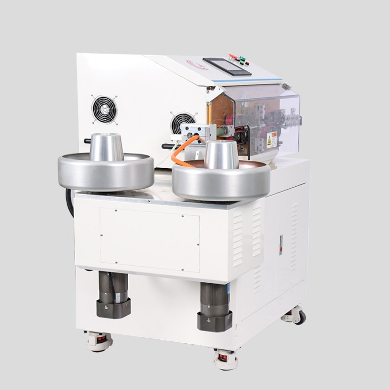 HC-608K1 —— Multicore Cable Cutting and Stripping Machine up to 35mm2