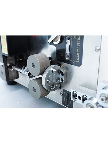 HC-515E Cable cut and strip Machine (32mm2)