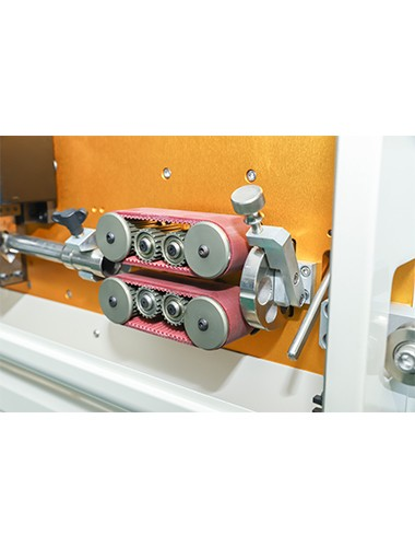 HC-608 L2 electric cable cutting machine and strip (70mm2)