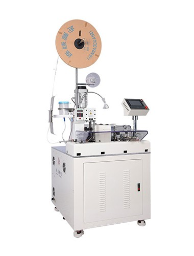 HC-10+NT Fully automatic wire  tinning and crimping  machine