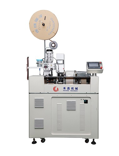 HC-10+TF Automatic water proof seal insertion terminal crimping machine